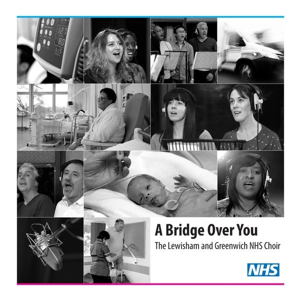 NHS Choir A Bridge Over You 2015