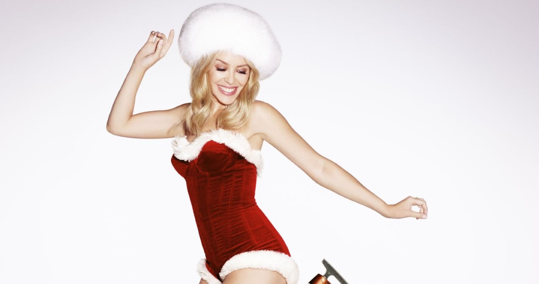Listen to a brand new Kylie Christmas song