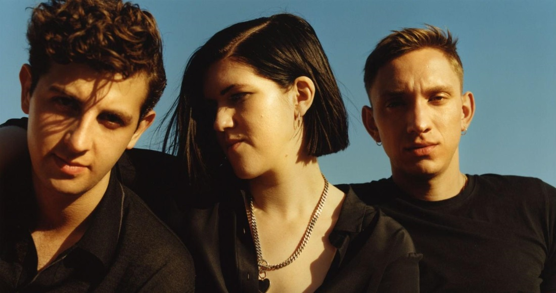 The xx complete UK singles and albums chart history