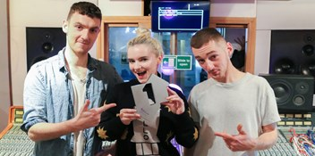 "Clean Bandit's Rockabye reaches Number 1 on the Official Singles Chart: ""Thank you so much to everyone"""