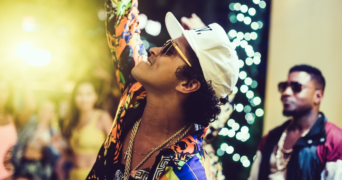Bruno Mars to headline huge show in Hyde Park next summer