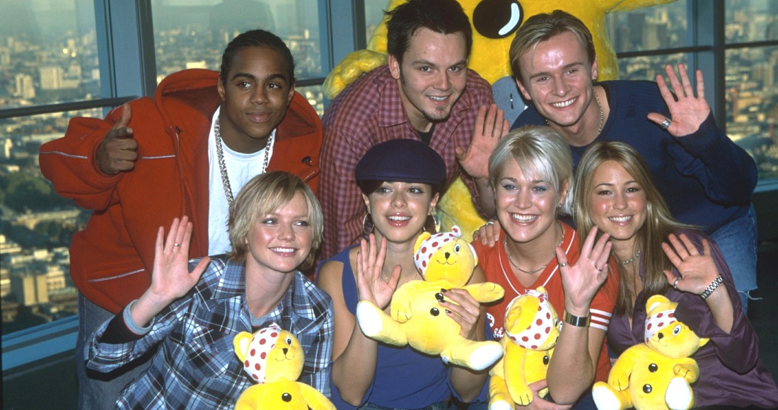 S Club 7 complete UK singles and albums chart history