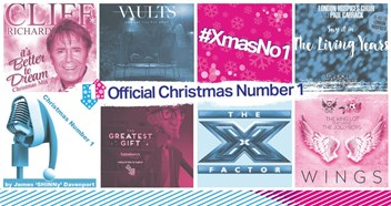 Christmas Number 1 2016: The contenders revealed