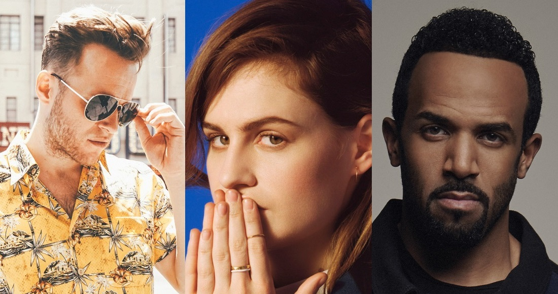 Olly Murs, Christine and the Queens confirmed for BRITs Nominations Show