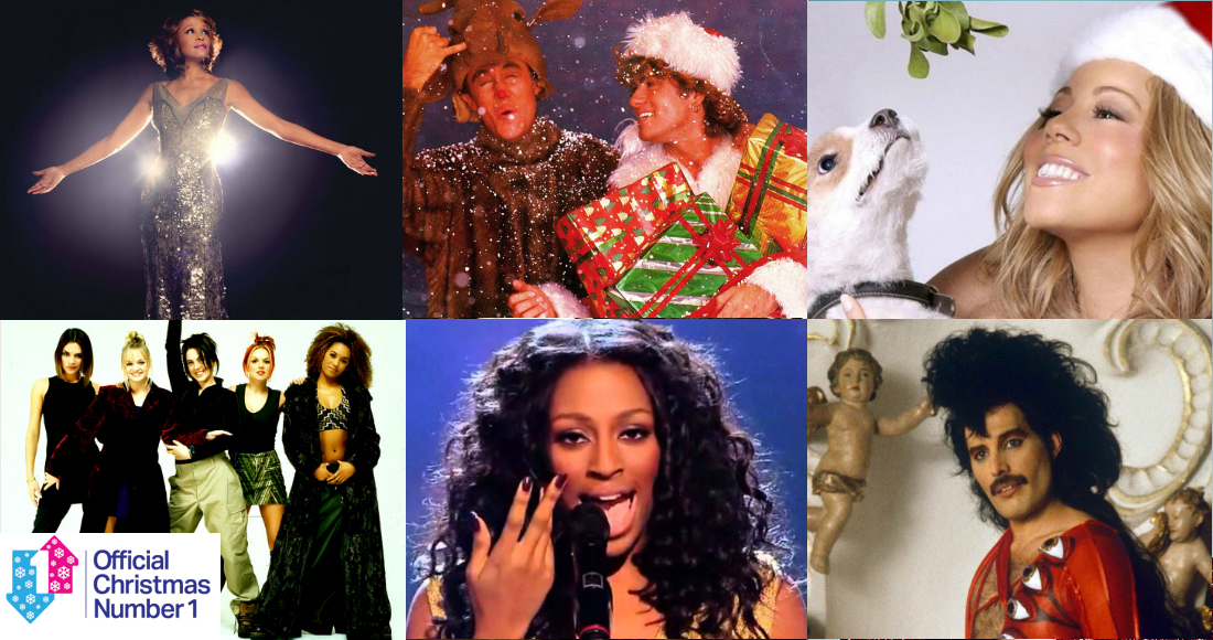 The Official Top 20 biggest selling Christmas hits