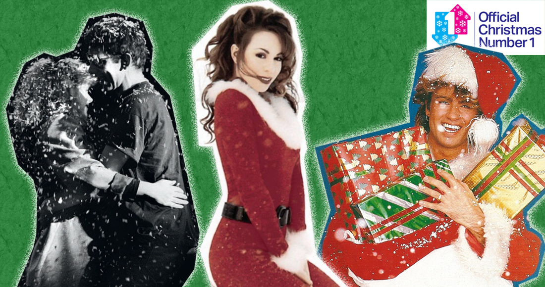 Ghosts of Xmas chart: Festive songs that missed Christmas Number 1