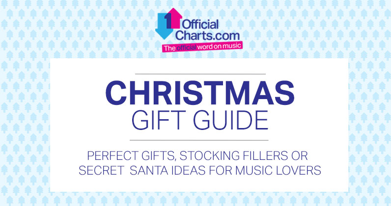 Official Charts 2016 Music Gift Guide