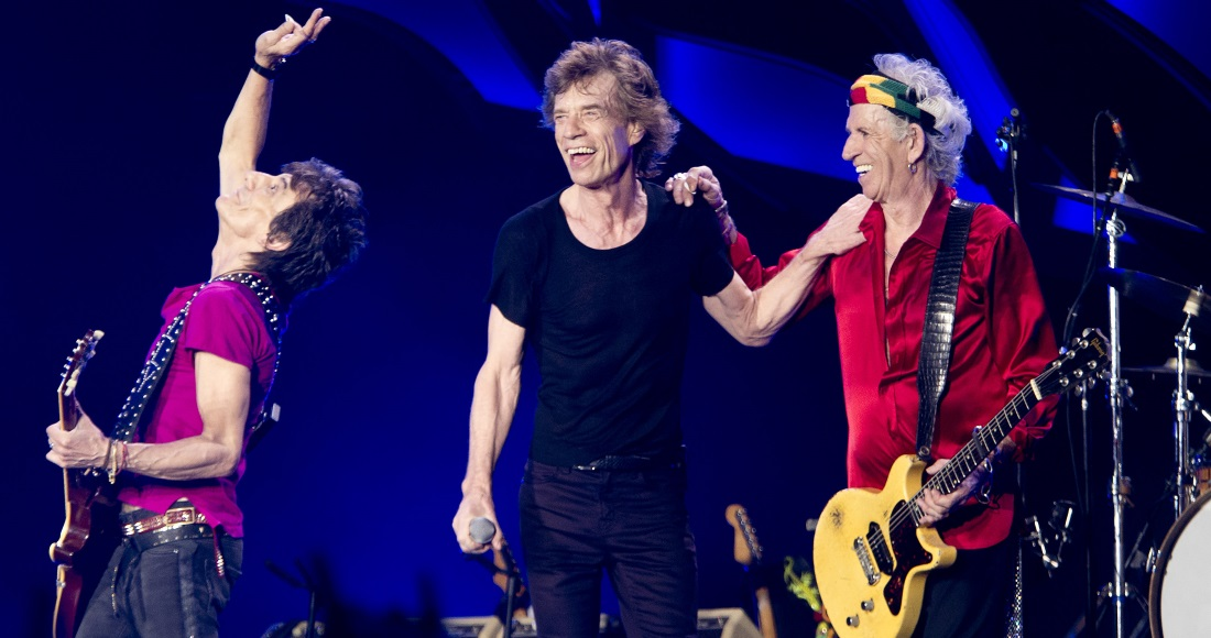 The Rolling Stones confirm massive support acts for their UK tour