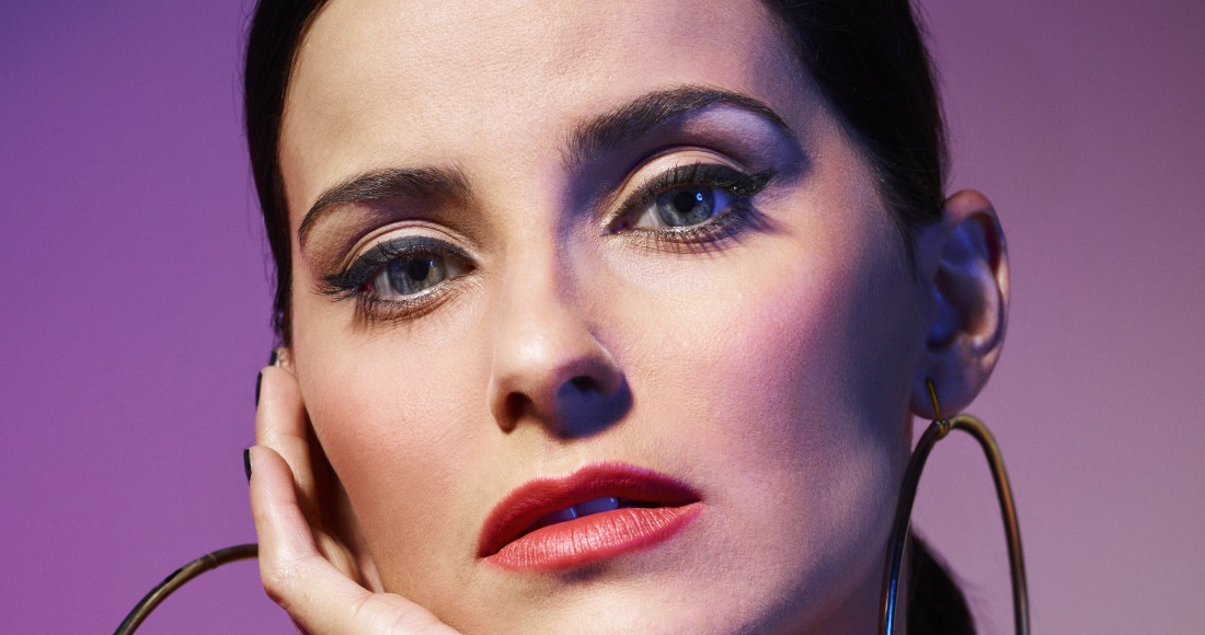 Nelly Furtado complete UK singles and albums chart history