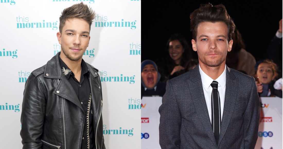 X Factor winner Matt Terry and One Direction's Louis Tomlinson heading for Official Singles Chart Top 5
