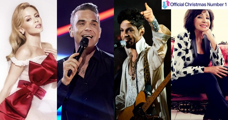 kylie minogue stevie wonder and robbie williams are coming to a screen near you this festive season - Best Christmas Pop Songs