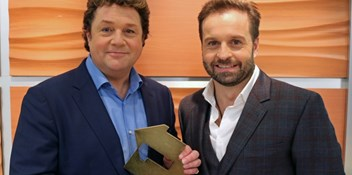 "Michael Ball and Alfie Boe's Together is this week's Number 1 album: ""Our hearts go out to you all for Christmas"""