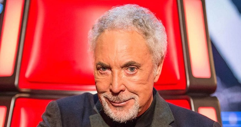 Tom Jones complete UK singles and albums chart history