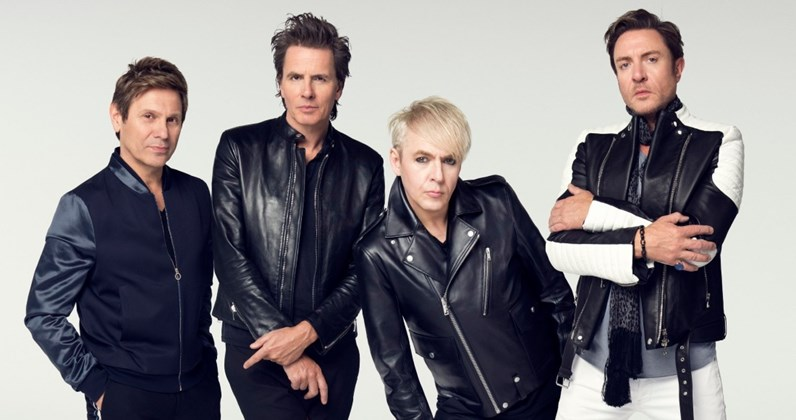 Duran Duran complete UK singles and albums chart history