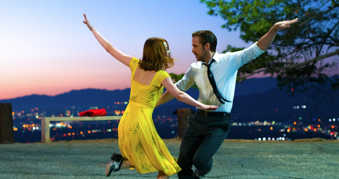 La La Land could get its jazzhands on the Official Video Chart Number 1