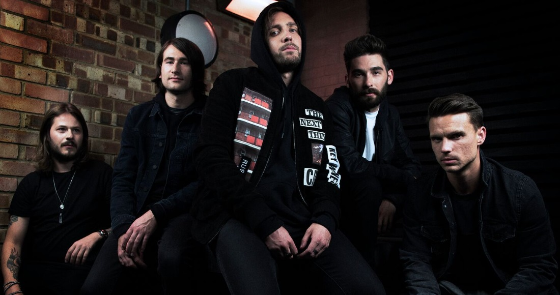 You Me At Six could earn their second Number 1 album this week