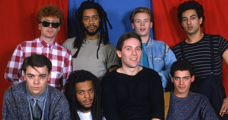UB40 complete UK singles and albums chart history