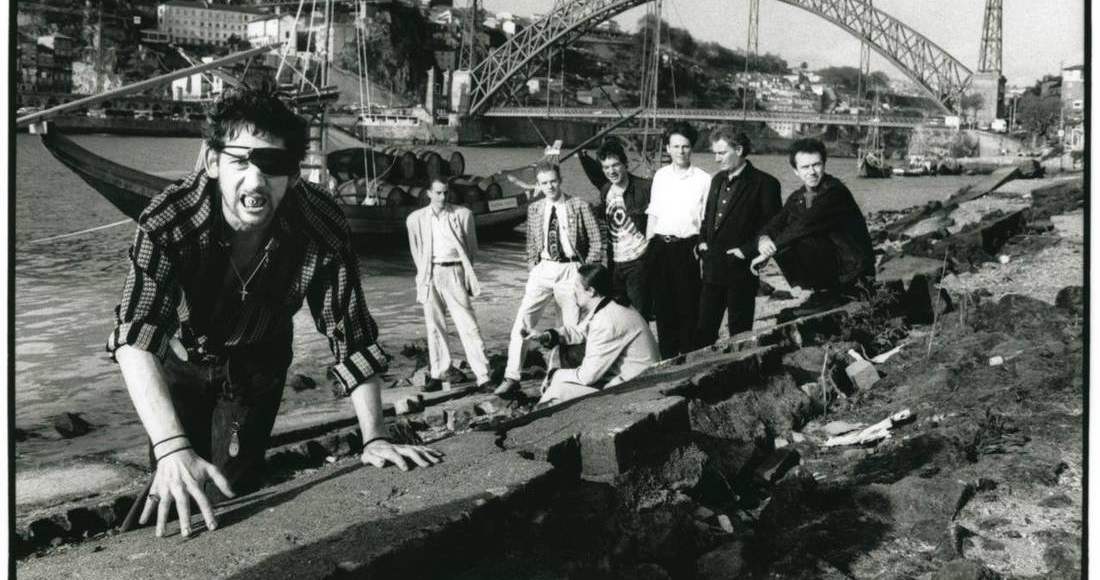 The Pogues complete UK singles and albums chart history