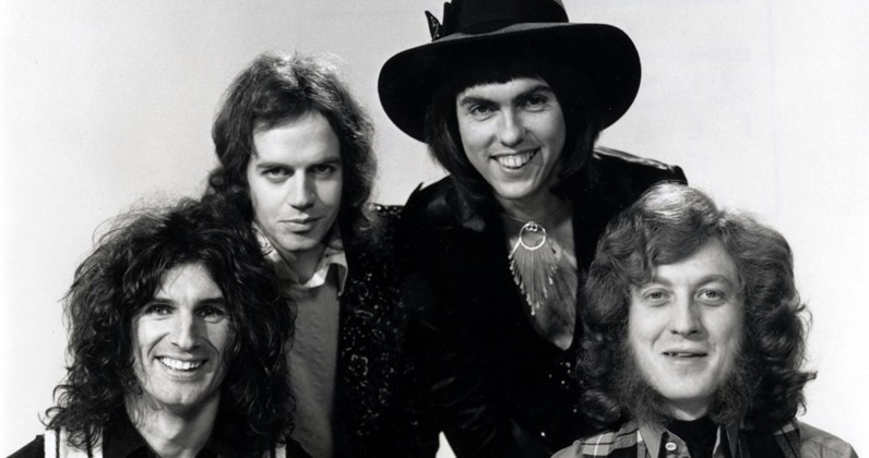 Slade complete UK singles and albums chart history