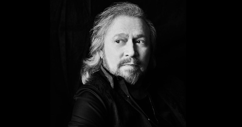 Barry Gibb complete UK singles and albums chart history