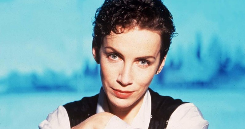 Annie Lennox complete UK singles and albums chart history