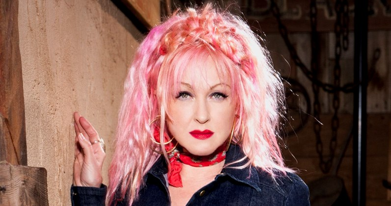 Cyndi Lauper complete UK singles and albums chart history