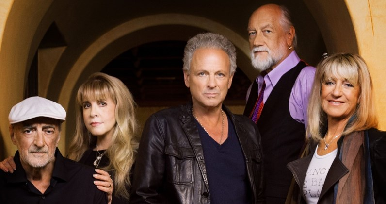 Fleetwood Mac complete UK singles and albums history