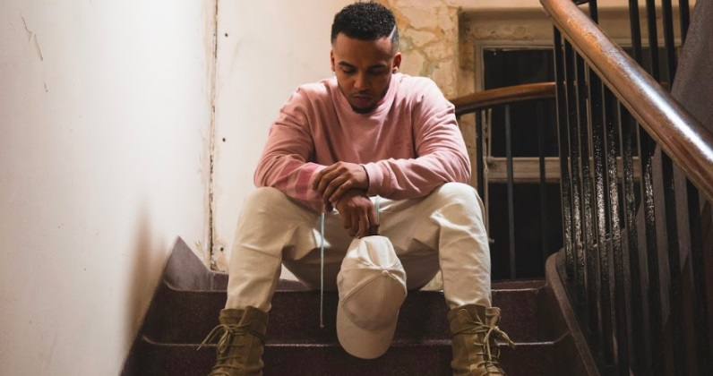 Listen to Aston Merrygold's new Prince-inspired single