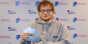 Ed Sheeran scores biggest comeback since Adele, smashing TWO Official Chart records
