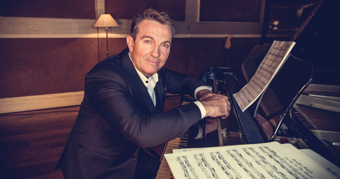 Bradley Walsh to release second album after surprise success of his debut
