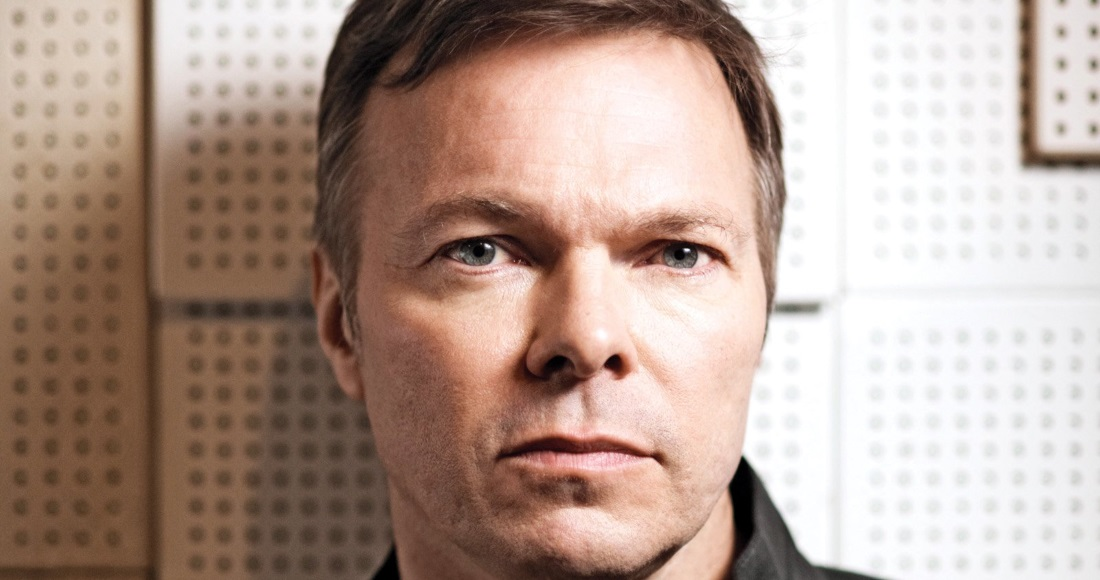 Pete Tong is spinning his way to his first UK Number 1 album