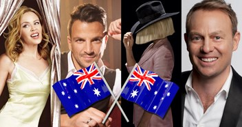Australia Day: Look back at every UK Number 1 single by Australian artists