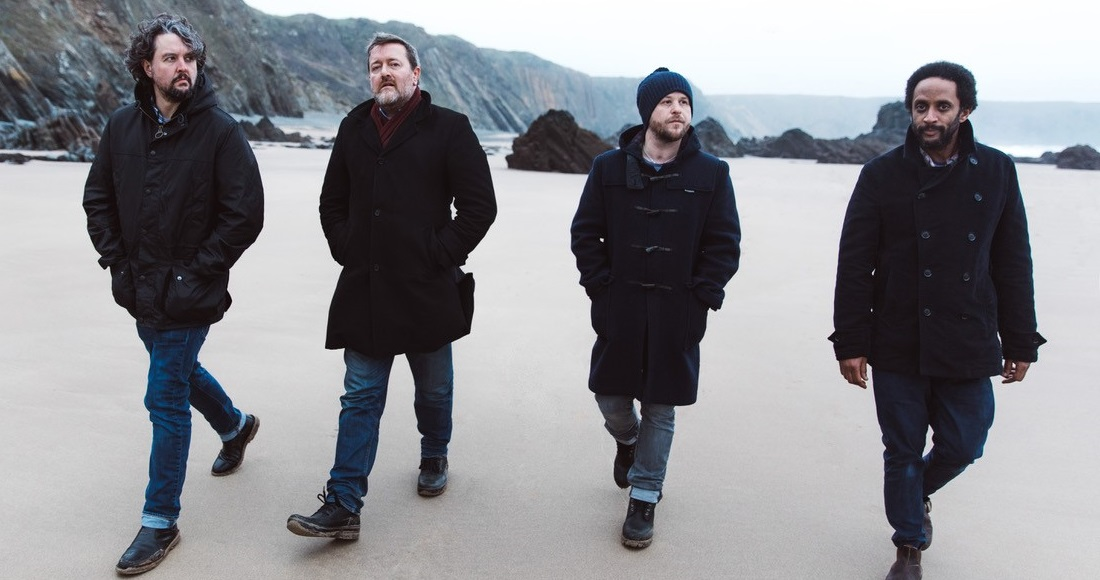Elbow storming to their second Number 1 album with Little Fictions