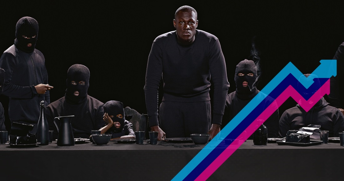 Stormzy's Big For Your Boots is this week's Official Trending Chart Number 1