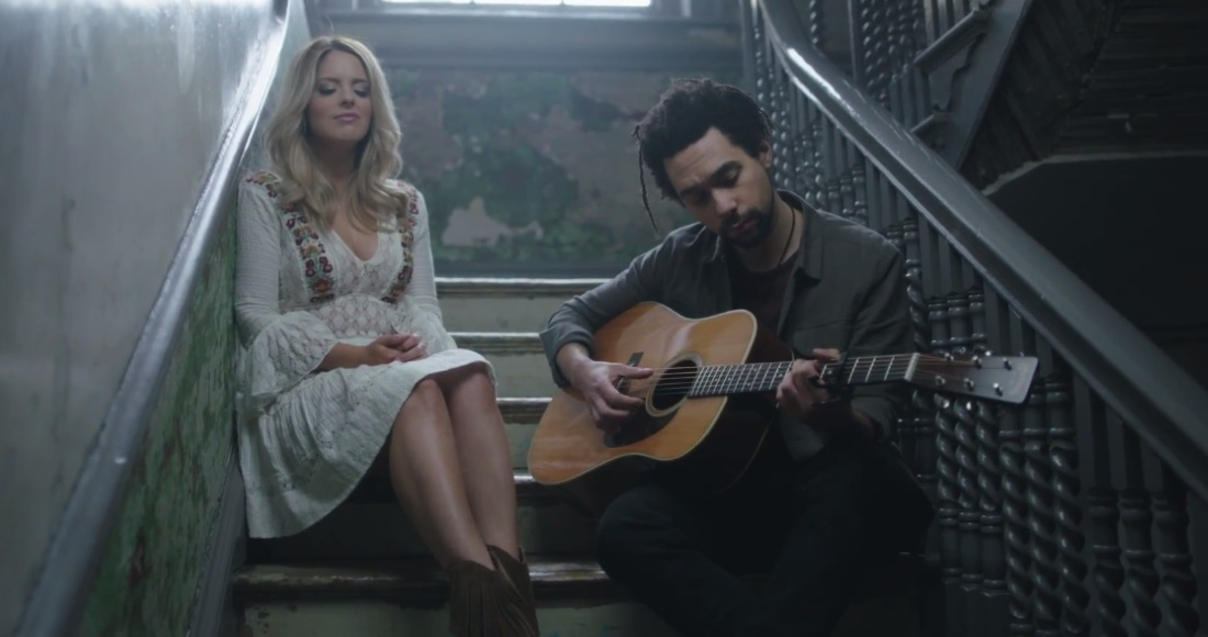 The Shires reminisce in nostalgic new video for Daddy's Little Girl - premiere