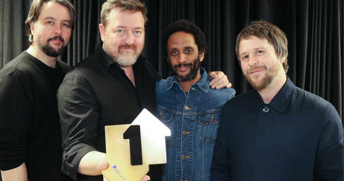 Elbow secure their second Number 1 album with Little Fictions
