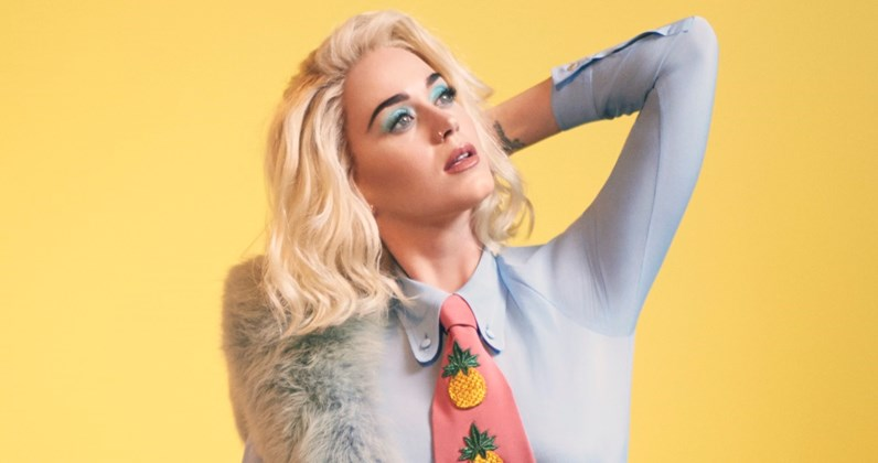 Katy Perry complete UK singles and albums chart history