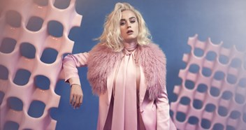 Katy Perry's comeback track Chained To The Rhythm set for highest new entry on the Official Singles Chart