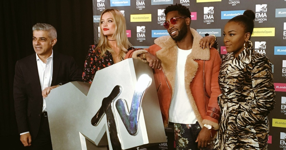 Where will this year's MTV European Music Awards be held?