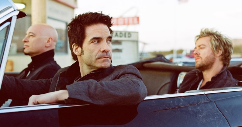 Train complete UK singles and albums chart history