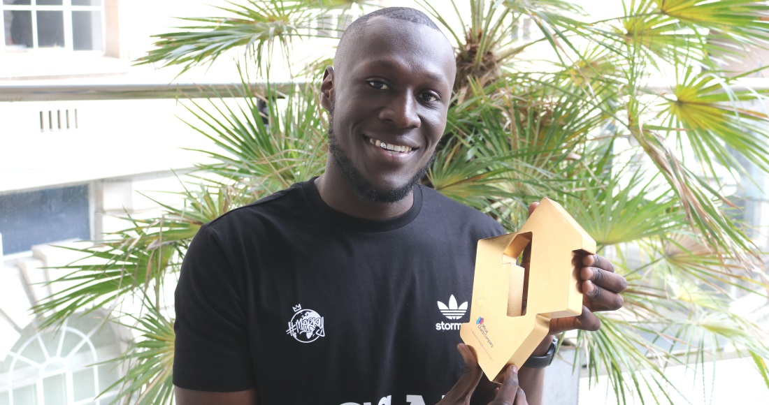 Stormzy complete UK singles and albums chart history
