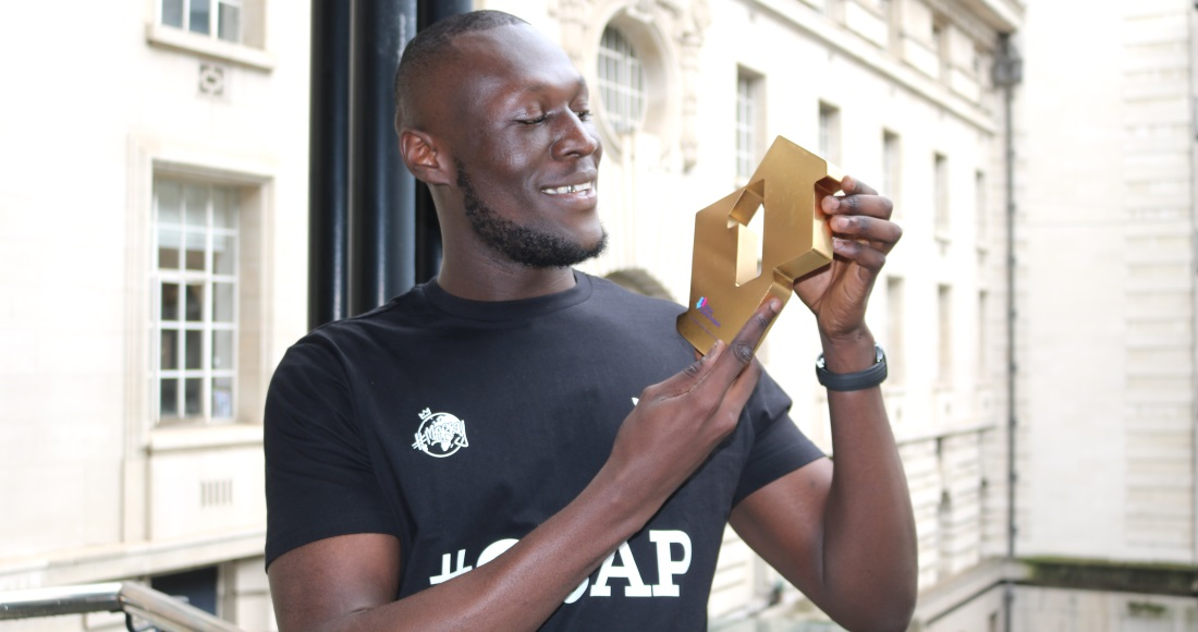 Stormzy predicts how many copies of ÷ Ed Sheeran will sell in week 1