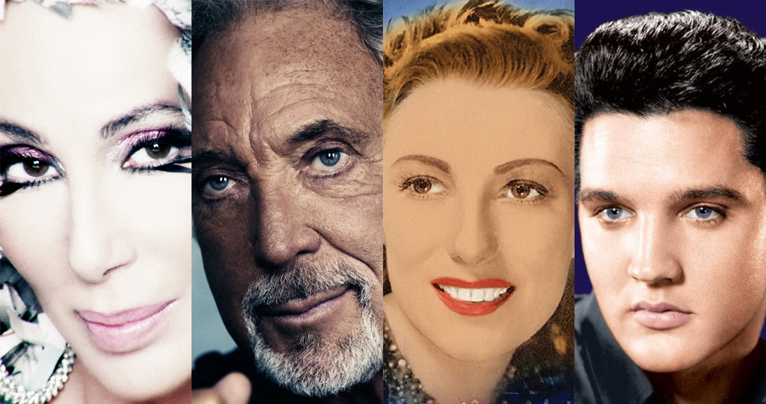 Age is just a number: older artists who ruled the UK's Official Chart