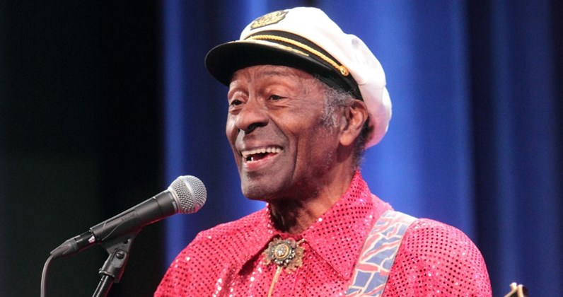 Chuck Berry complete UK singles and albums chart history