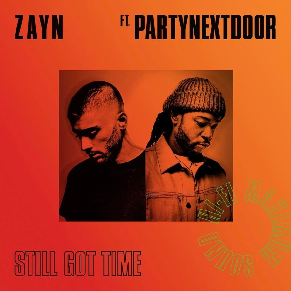 Zayn Enlists PARTYNEXTDOOR for New Single 'Still Got Time'