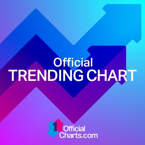 NF tops the Official Trending Chart for a second week with
