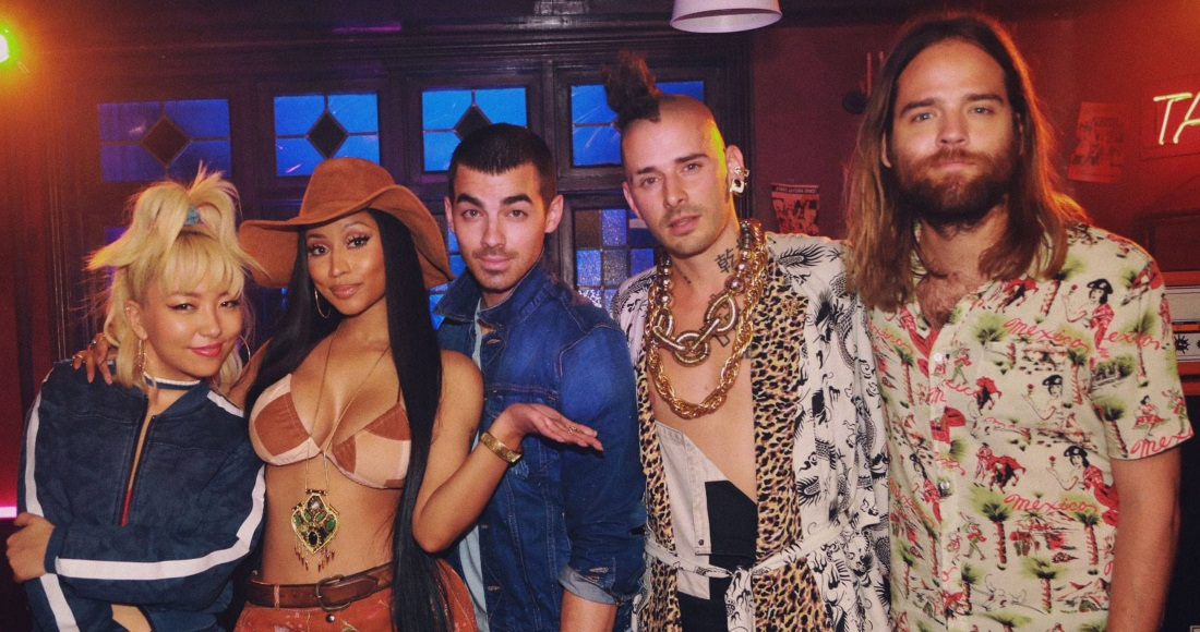 DNCE's new single Kissing Strangers: First listen review