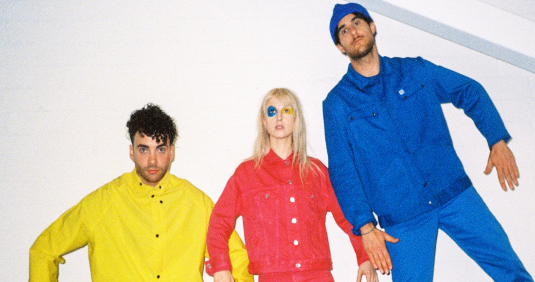 Paramore complete UK singles and albums chart history