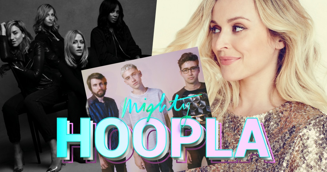 Fearne Cotton reveals her ultimate Number 1s ahead of Mighty Hoopla