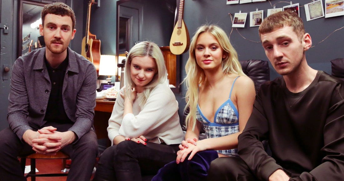 "Clean Bandit and Zara Larsson hit Number 1: """"We didn't think it was possible"""